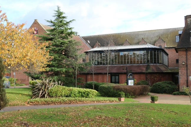 Radcliffe library